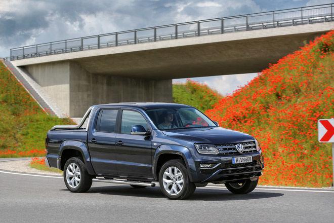新動力加入 Volkswagen推出Amarok Canyon Edition