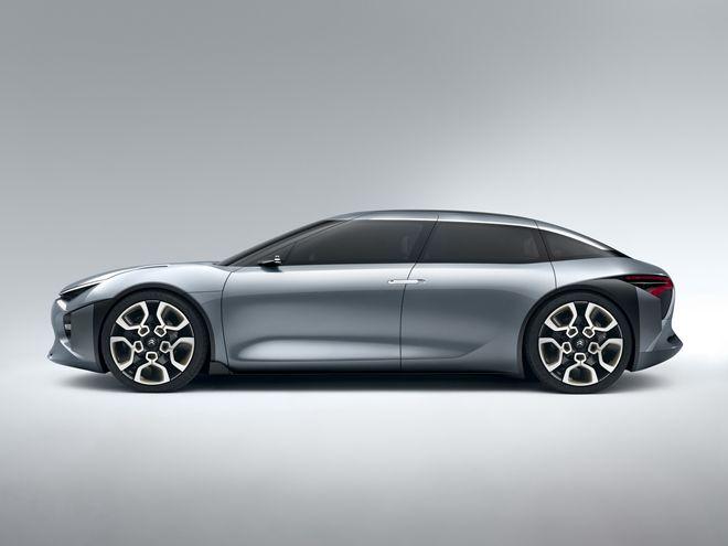 Citroen帶來全新大型豪華概念車CXperience Concept (含影片)