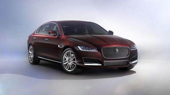 2016北京車展:奇瑞捷豹製造  Jaguar XFL長軸版登場