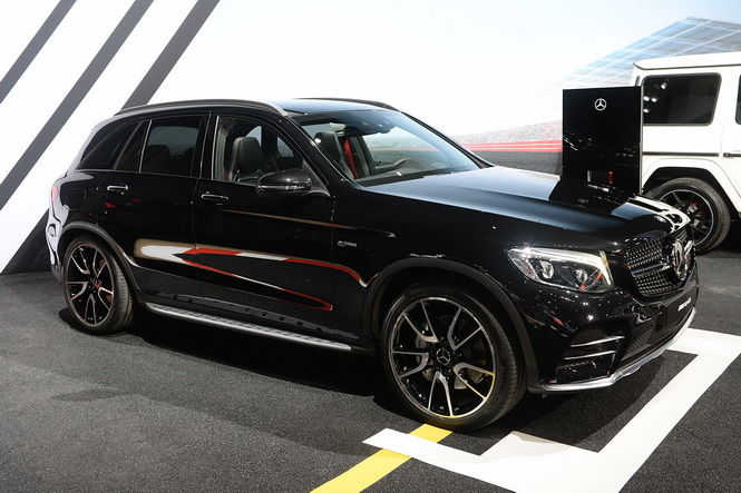 2016紐約車展:Mercedes-AMG GLC43高性能SUV登場