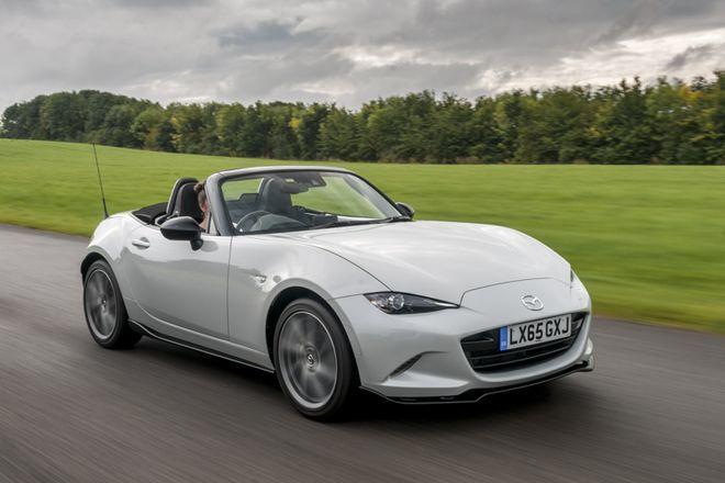 軟的變硬的 Mazda將在紐約車展上帶來MX-5全新車款?