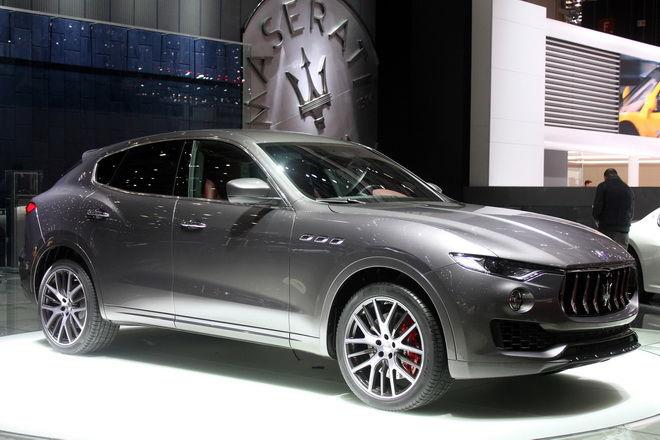 2016日內瓦車展:Maserati史上第一款SUV-Levante正式發表