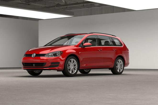 凸顯自身的不一樣,美國Volkswagen推出Golf SportWagen Limited Edition限量版車型