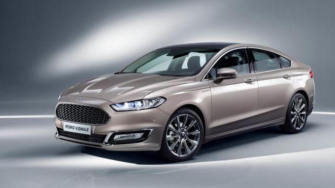 2016日內瓦車展: 提升品牌質感,Ford 「Vignale」家族添增新成員