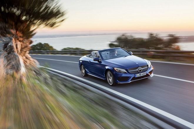 Mercedes-Benz C-Class Cabriolet亮相 今年夏天開始上市銷售