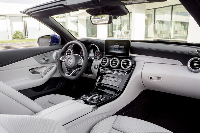 Mercedes-Benz C-Class Cabriolet亮相 今年夏天開始上市銷售: Page 2 of 2