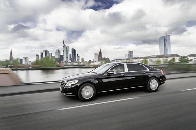 刀槍不入,高級政治人士的新選擇?Mercedes-Maybach推出全球通過VR10防護等級的S600 Guard
