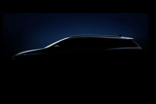 神秘的法式運動旅行車,Renault預告Megane Sport Tourer將在2月22日亮相