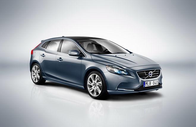 改朝換代,Volvo宣布小改款V40將在日內瓦車展公布於世