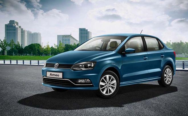[影/圖]Volkswagen進軍印度,日前發表全新車款「Ameo」搶占小型四門房車市場