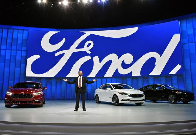 福特多元綠能科技策略奏捷  北美車展以Ford Fusion車系優異性能挑戰同級車款