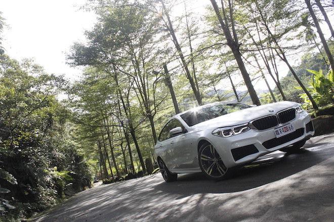 超美型GT跑車,完美地融入了高機能空間變化與BMW優異的操控感受!BMW 630i GT M Sport試駕