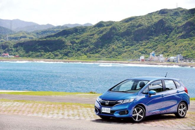 安全、質感全面到位 2018 All New Honda Fit
