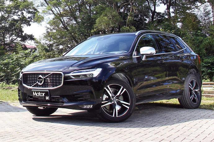 運動休旅新格局    Volvo XC60 T5 R-Design