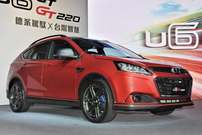 智慧思維 運動升級    LUXGEN U6 GT / GT220