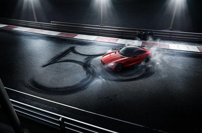 中華賓士AMG狂潮來襲50週年極限特展 將在松菸舉辦
