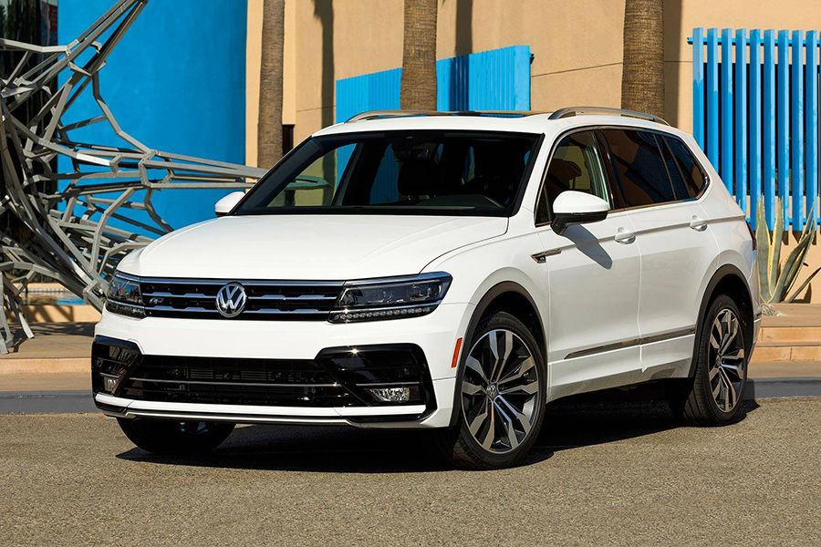 2018 Tiguan準車主注意!Volkswagen即將於洛杉磯車展上推出更誘人的R-Line套件!