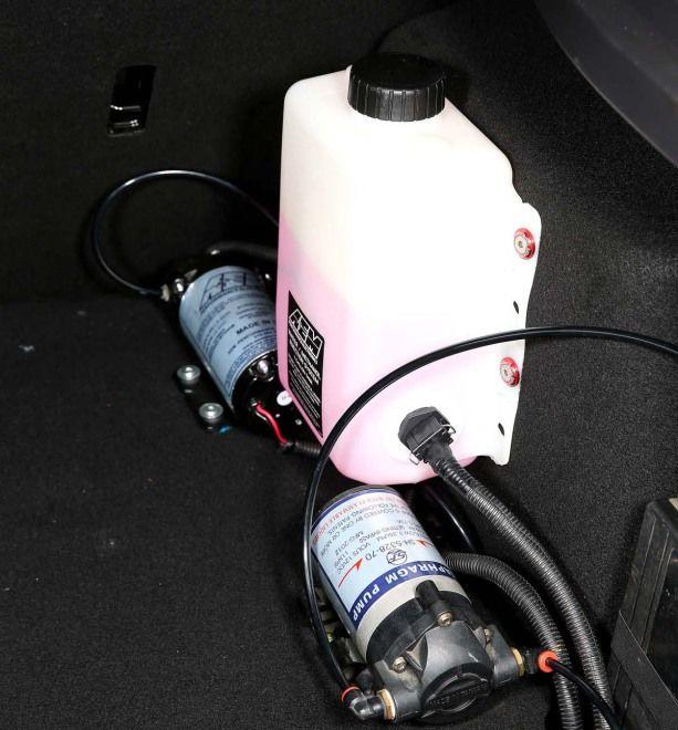 只有渦輪增壓車才需要加裝水噴射嗎?自然進氣車可以用嗎?