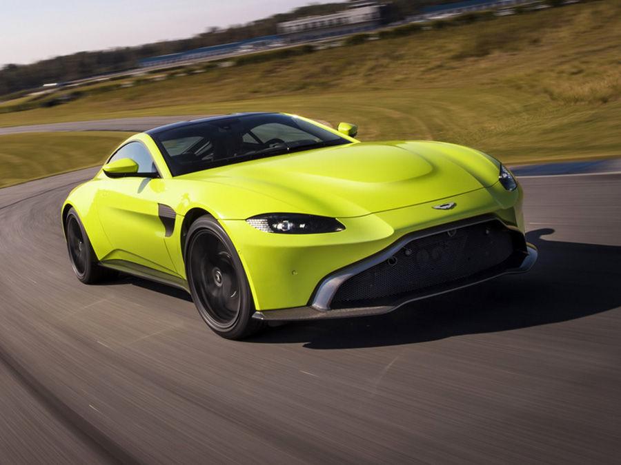 入主Aston Martin最低門檻 450萬成為Vantage車主!