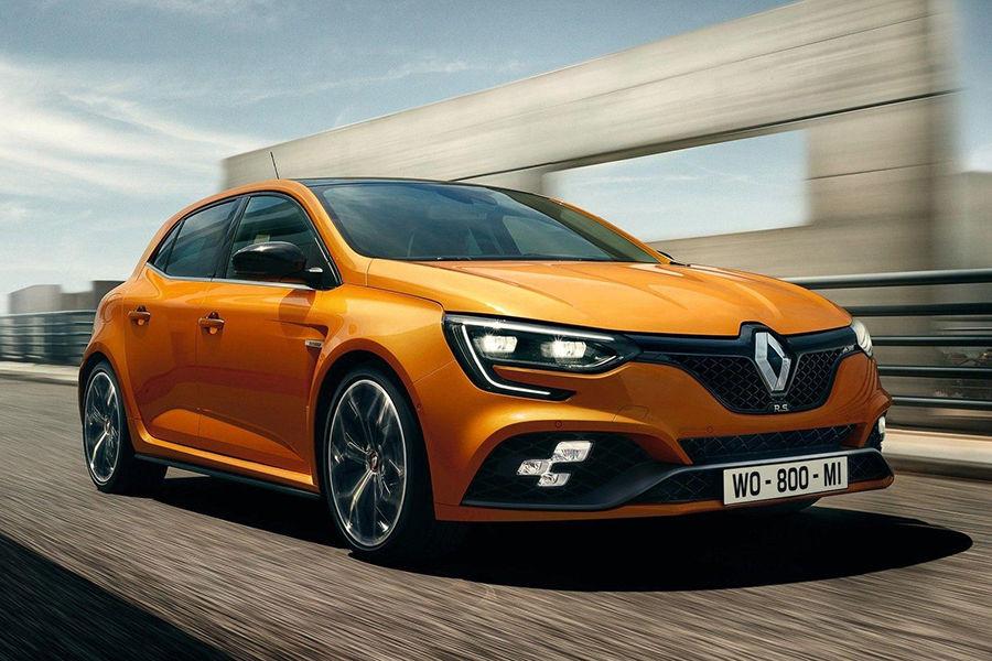 Renault Megane RS的設計細節!官方影片釋出!