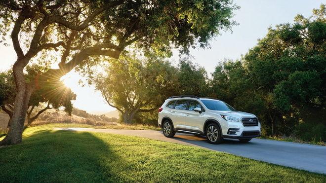 2017洛杉磯車展:Subaru有史以來最大車款 8人座Ascent大型休旅車正式發表[影片]: Page 2 of 2