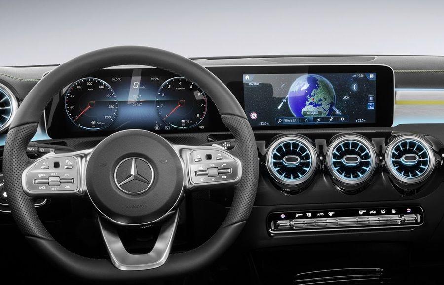新A-Class可提供純電力行駛?儀表板洩天機?