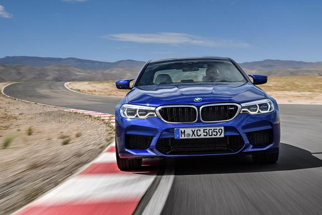 BMW有史以來最強四門轎車 2018 F90 M5終於開始在德國生產