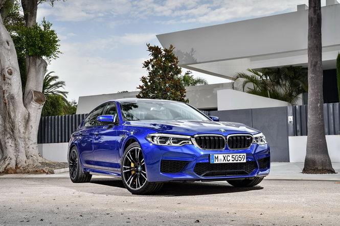 BMW有史以來最強四門轎車 2018 F90 M5終於開始在德國生產: Page 2 of 2