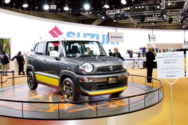Suzuki   XBee明年有望登台