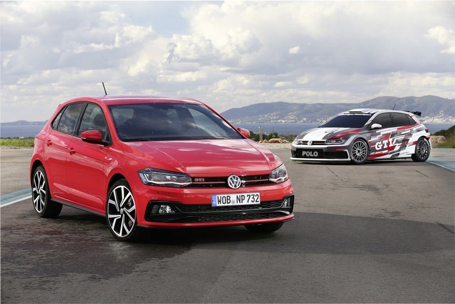 VW推出WRC參賽戰車Polo GTI R5