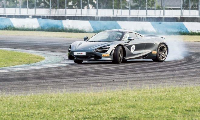 碰觸不到的極限McLaren 720S