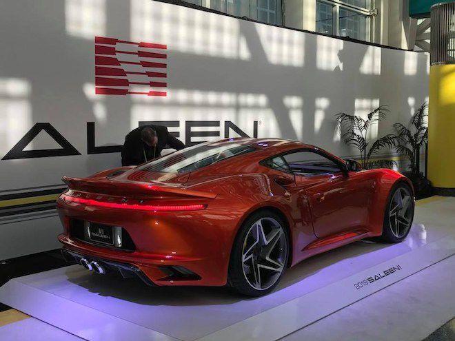 美式超跑Saleen S1以2.5升4缸引擎榨出高達450hp最大馬力,真的滿厲害的!