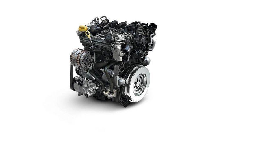 雷諾發表全新1.3升渦輪汽油引擎
