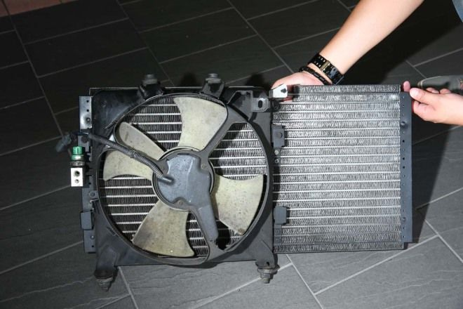 朋友K8把冷排加大,這樣冷房效果會更好嗎?