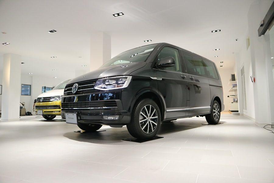 2018年式VW T6 Multivan規格曝光
