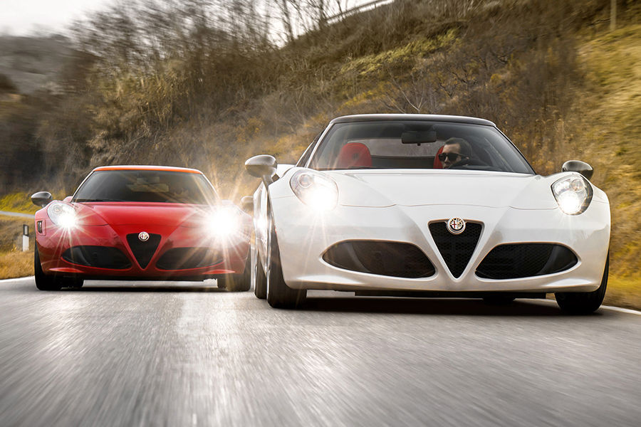 Alfa Romeo 4C明年又再推出小改款,但還是沒手排……