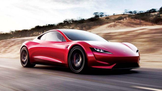 Tesla Roadster 2 快步上場
