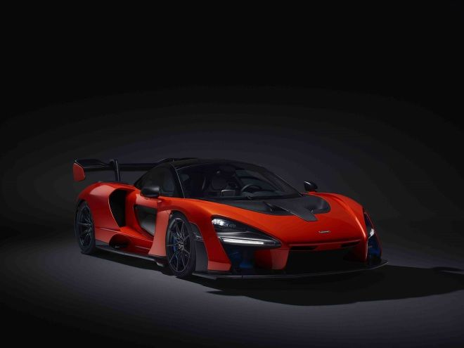 McLaren Senna   以車神之名