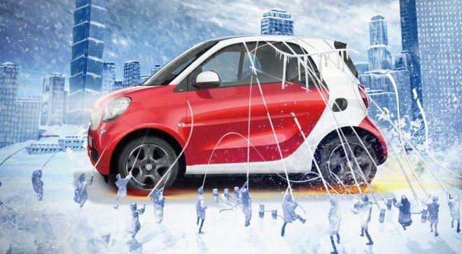Mercedes-Benz & smart冬季守護活動開跑