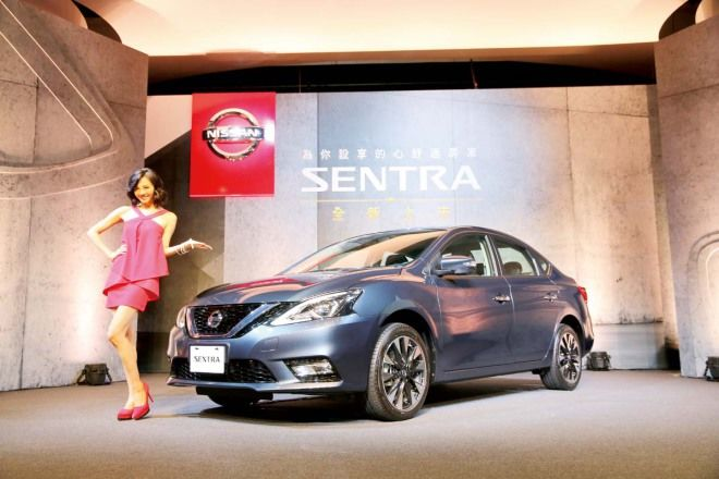 安全舒適、質感智慧全面進化  全新改款Nissan Sentra 69.9萬元起