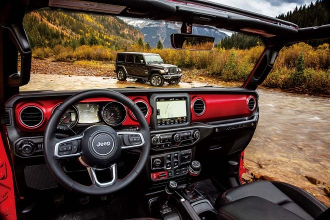 Jeep Wrangler經典現身