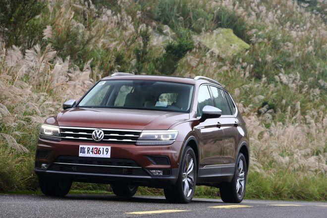 多兩座的美好!VW Tiguan Allspace 400TDI Highline