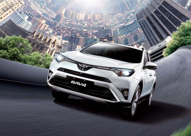 外觀質感、安全水準再升級2018年式Toyota RAV4 2.5L