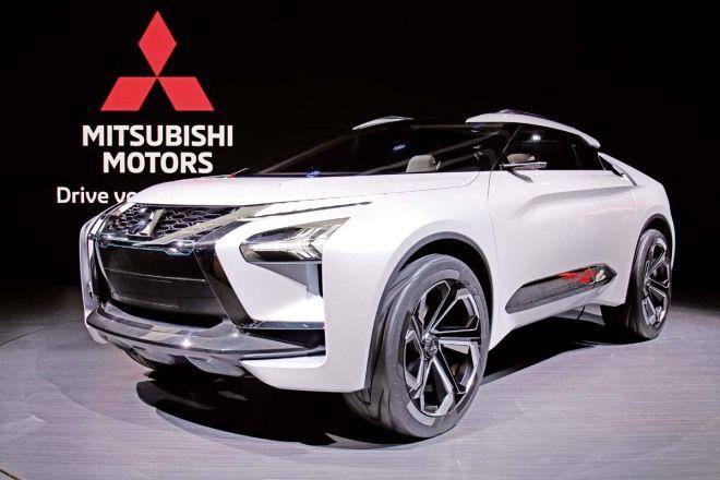 Mitsubishi e-Evolution跨界休旅EVO版?