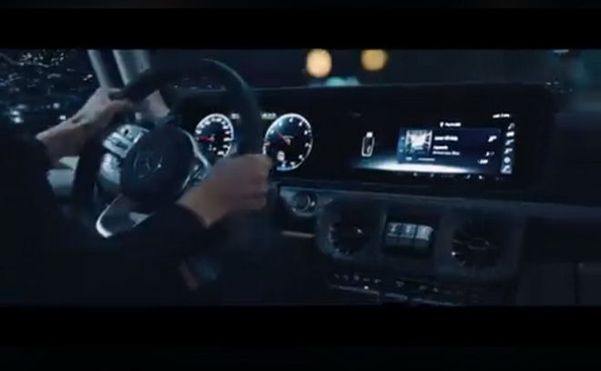 斯圖加特傳奇硬漢 全新Mercedes-Benz W464 G-Class最新宣傳預告影片出爈!!!