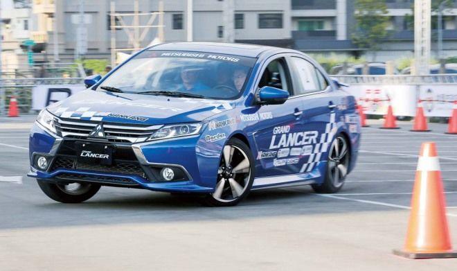 亞洲金卡納大賽台灣站開賽 Grand Lancer同台爭冠