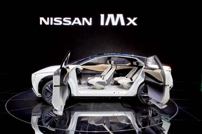 Nissan  IMx Concept電動自走砲