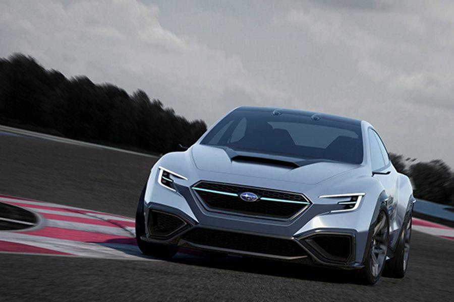 真的假的!2020的Subaru WRX可能捨棄水平對臥引擎!?