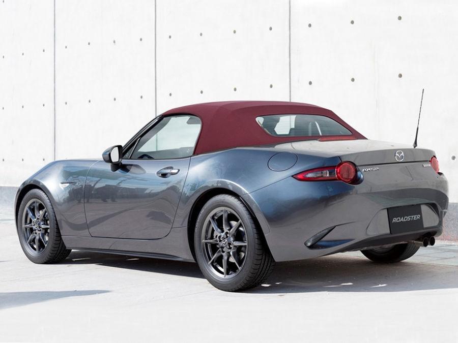更加美味!2018 Mazda MX-5 Miata可選配紅色車頂!