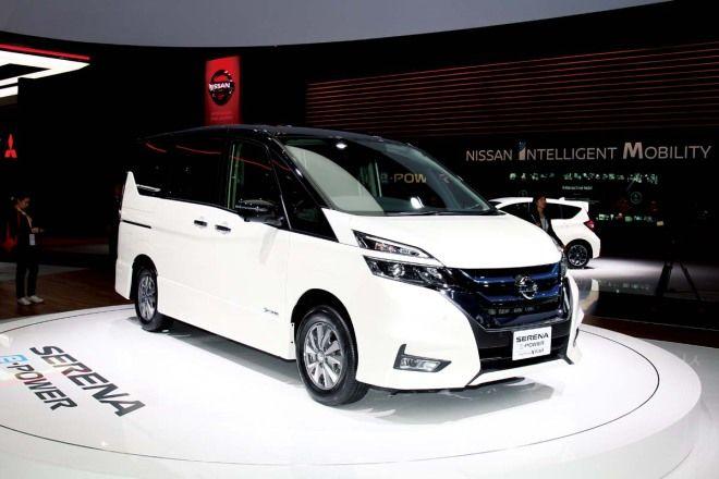 Nissan Serena e-Power Concept 增程油電MPV